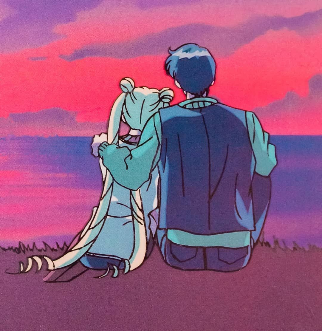 I'm so glad to have you close to me again I want to enjoy the colors of the world and the joys of life even the smallest ones together with you  #UsagiTsukino #MamoruChiba #MamoUsa #SailorMoonpic.twitter.com/MIRVfUxJ9F