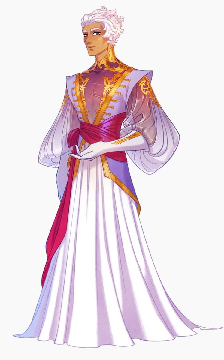 I still stan #thearcana so much uff. Immediately feel in love with asra's masquerade outfit and I got some pretty decent and pretty good matching fabrics for him!  #asrathemagician #thearcanagame #thearcanacosplay #cosplay #cosplayer #asracosplay pic.twitter.com/Zf4wuL0ilO
