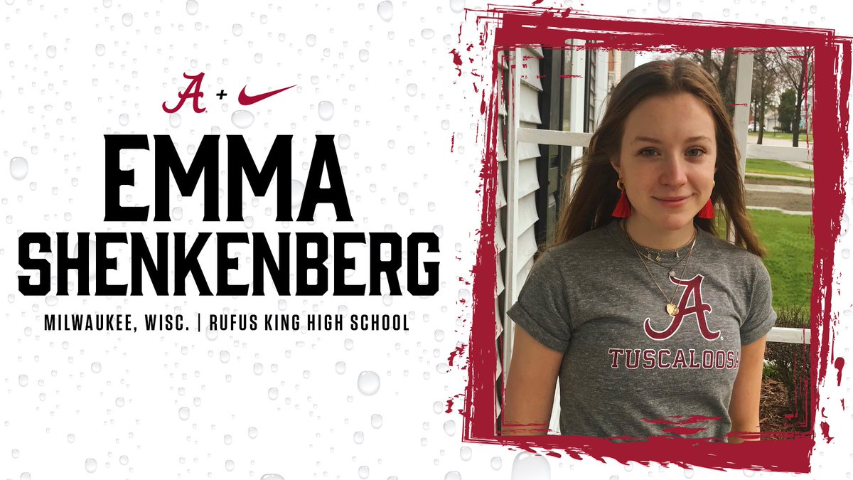 Signed, sealed, delivered! 📝  Please welcome the newest addition to our team, Emma Shenkenberg!   #NSD20 | #RowTide https://t.co/0ehHjJisZF