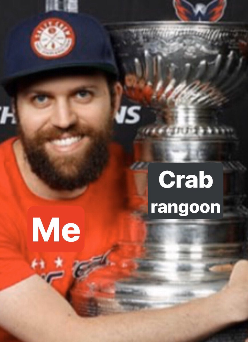 The Wonton Don On Twitter Ppl Have Been Sending Me A Bunch Of Crab Rangoon Memes V Funny At First But Now It Seems Like Ppl Are Mailing It In And Just