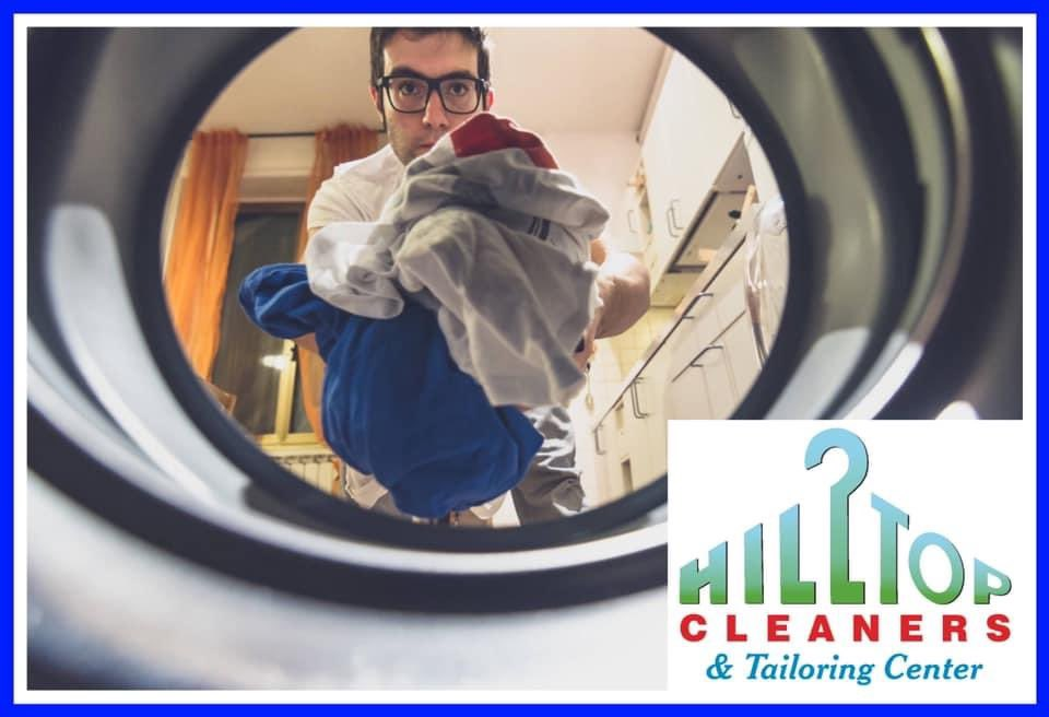 Tired of doing ur laundry at home during this #stayathomeorder? Not to worry #HilltopCleaners has #FreeDelivery  Call us today to schedule ur FREE Pickup & Delivery 818-501-2266. #drycleaners #laundry #tailoring #encino #tarzana #shermanoakspic.twitter.com/AhTskmIzos