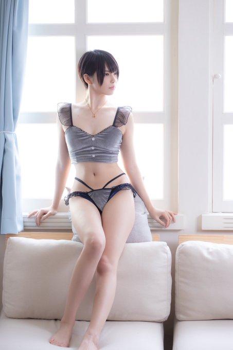 コスプレイヤーぽにょ皇子のTwitter自撮りエロ画像71