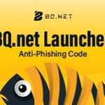 Image for the Tweet beginning:  (Bitsdaq) Launches Anti-Phishing Code!