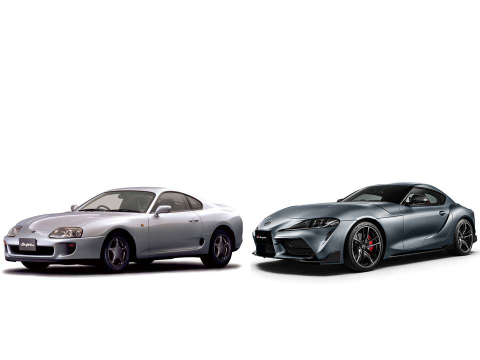 In 1993, #Toyota launched the fourth-generation #Supra that blended stylish and powerful features. 17 years later, the legendary template is back with the new Supra in 2019. Does anyone has one of these siblings? #TBT https://fal.cn/384DEpic.twitter.com/snhPzTB85f