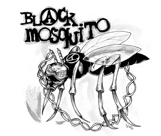 Black Mosquito is a distro based in Germany that carries loads of interesting anti-fascist, anarcho and animal rights stuff, badges, stickers, shirts, hoodies etc etc and they have a verlag dedicated to Active titles.. black-mosquito.org/de/lesen.html?…