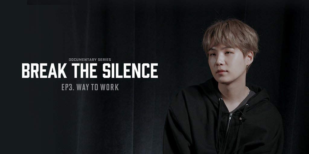 From behind-the-scenes from producing sessions for songs dedicated to ARMY, to members candid interview about their responsibilities, BREAK THE SILENCE: DOCU-SERIES Episode 3 reveals all! Watch on #Weverse! EP3. WAY TO WORK 👉app.weverse.io/wnvnm1 #BREAK_THE_SILENCE