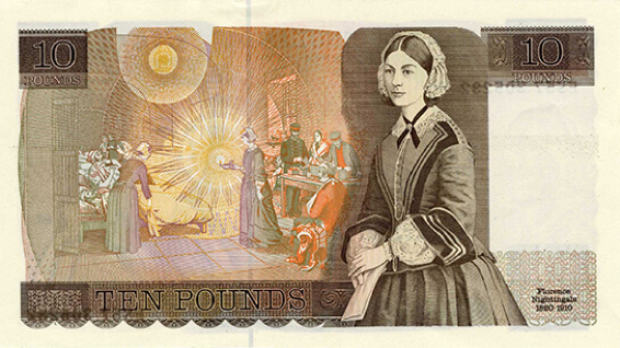 This week we celebrated #FlorenceNightingale200, groundbreaking nurse and between 1975-1992 the face of the £10 note. This Friday you can hear all about her and her work for FREE, when Colonel Ashleigh Boreham leads a talk @NAM_London Register here: ow.ly/i7Sy50zFVbM