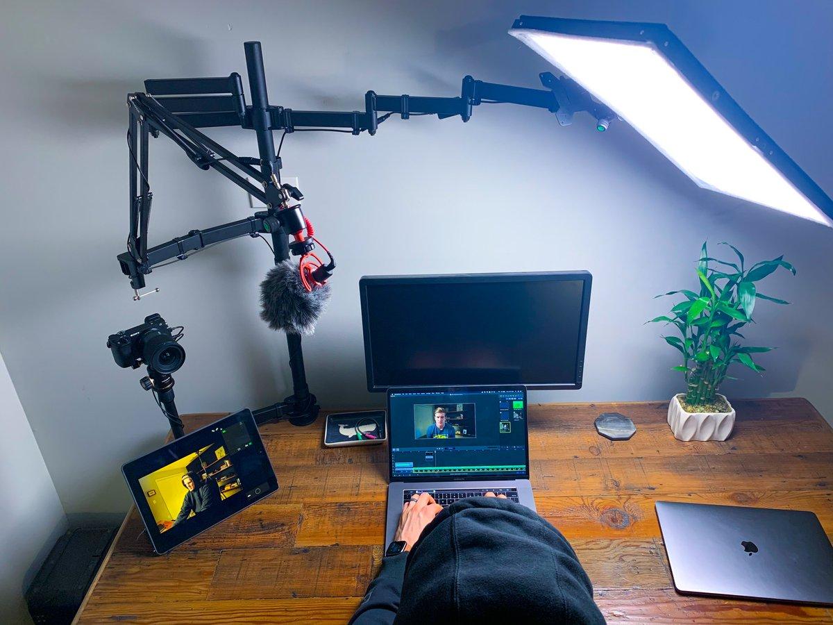 Working on my next YouTube video: how to deploy your rails applications using capistrano.   Should be ready to post by this weekend! #setupmotivation #devlifestyle #desks #thedevlife #programmer #deskgoals #desksetup #webdev #coderlife #fullstacklife #upliftdesk #sonya6400pic.twitter.com/KfHhJMZeRv
