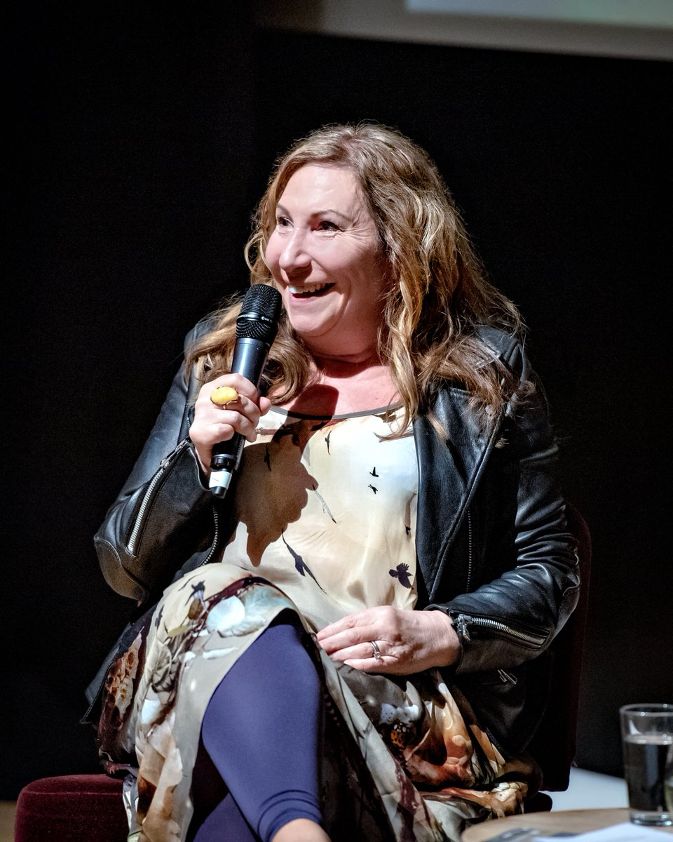 In episode 4 of our little series of tips and advice from Kay Mellor about TV writing, Kay talked to us abut what to do once you've come up with an idea and about what steps to take to develop your idea...   Take a look!   https://t.co/toEG2vNvJL https://t.co/Cb8105mhxm