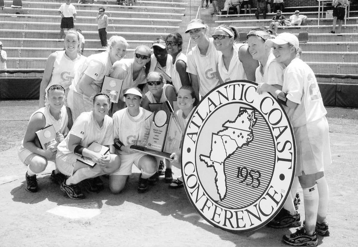 #OnThisDay   May 12, 2002 Making history with our first ACC tournament title and first NCAA tournament berth in program history!! 📰 buzz.gt/SB_051220 #BeGold     #404institute