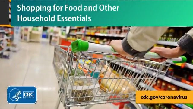 Protect yourself and others from #COVID19 when out shopping. This video shows you how: bit.ly/34ucuqJ.