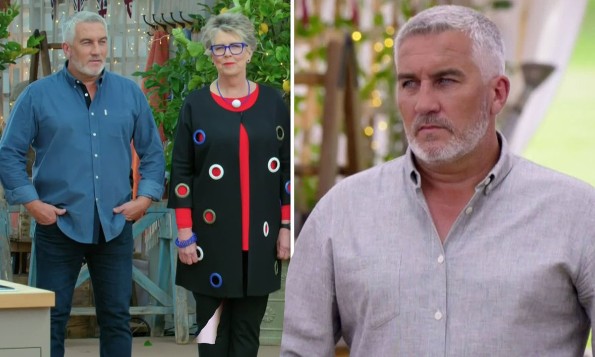 EXCLUSIVE: #GBBO judge Paul Hollywood talks lockdown rules in new series 'It would be difficult' https://t.co/10oSVMat3L https://t.co/qWsWZNsW7B