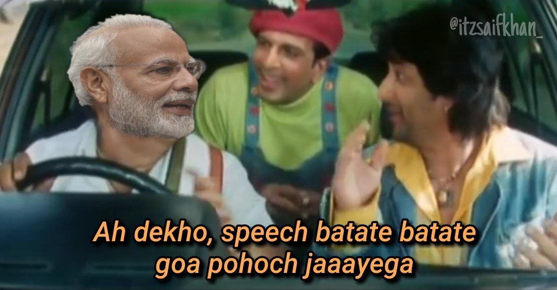 """kitna time lagega Goa pohochne me?"" https://t.co/jPlQwRZfN4"