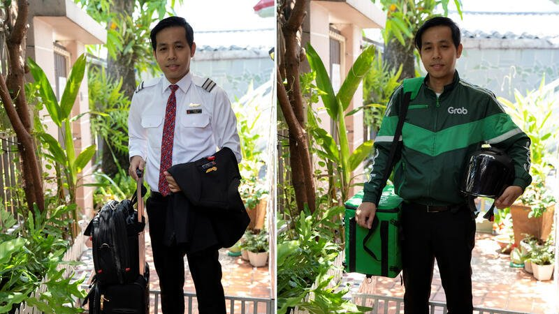 From cabin crew to Grab driver, dive instructor to chili paste master, stewardess to hair stylist. How some Thais are adapting to the #coronavirus world. Great story by @KuhakanJiraporn with @jgesilva and @Athit_P pictures.  https://t.co/xvoJpCNjaN https://t.co/xWXprClOBQ