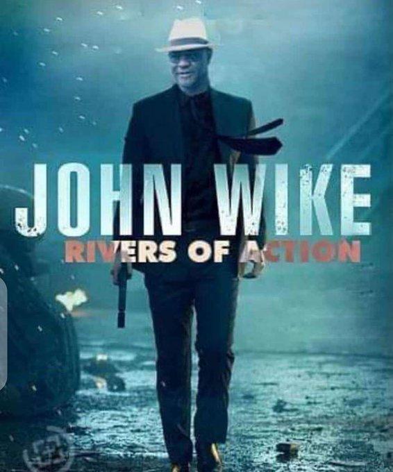 John Wike.