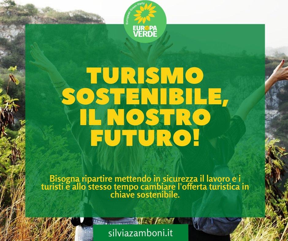Un nuovo articolo (Il turismo sostenibile è il nostro futuro!) è su Silvia Zamboni - silviazamboni.it/il-turismo-sos…