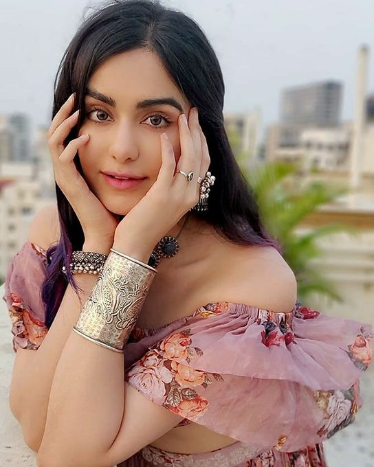 Happy Birthday to Gorgeous  Adah Sharma
