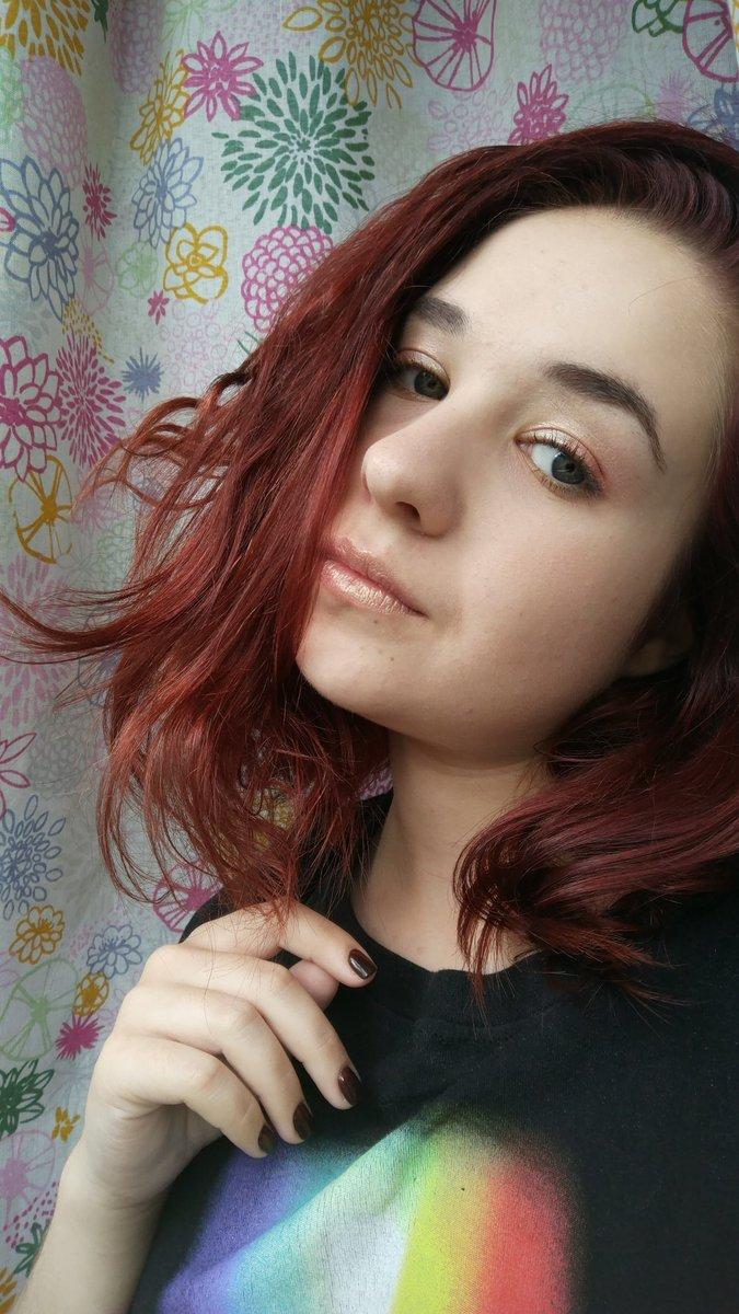 готово, посмотреть свое фото с другим цветом волос ростка круг
