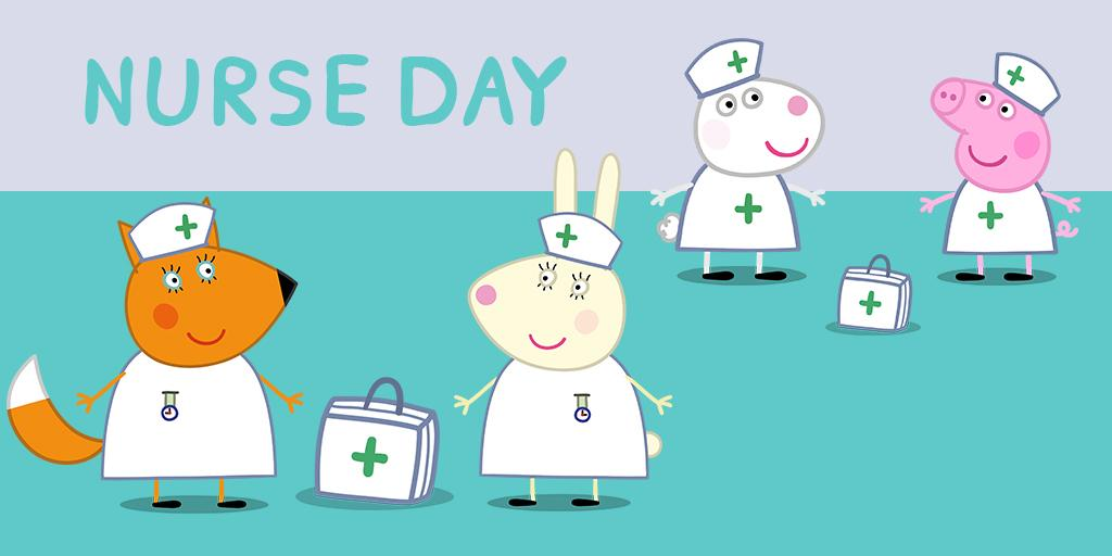 We're giving heaps of thanks and oinks on #NurseDay https://t.co/NHNueiuXt7