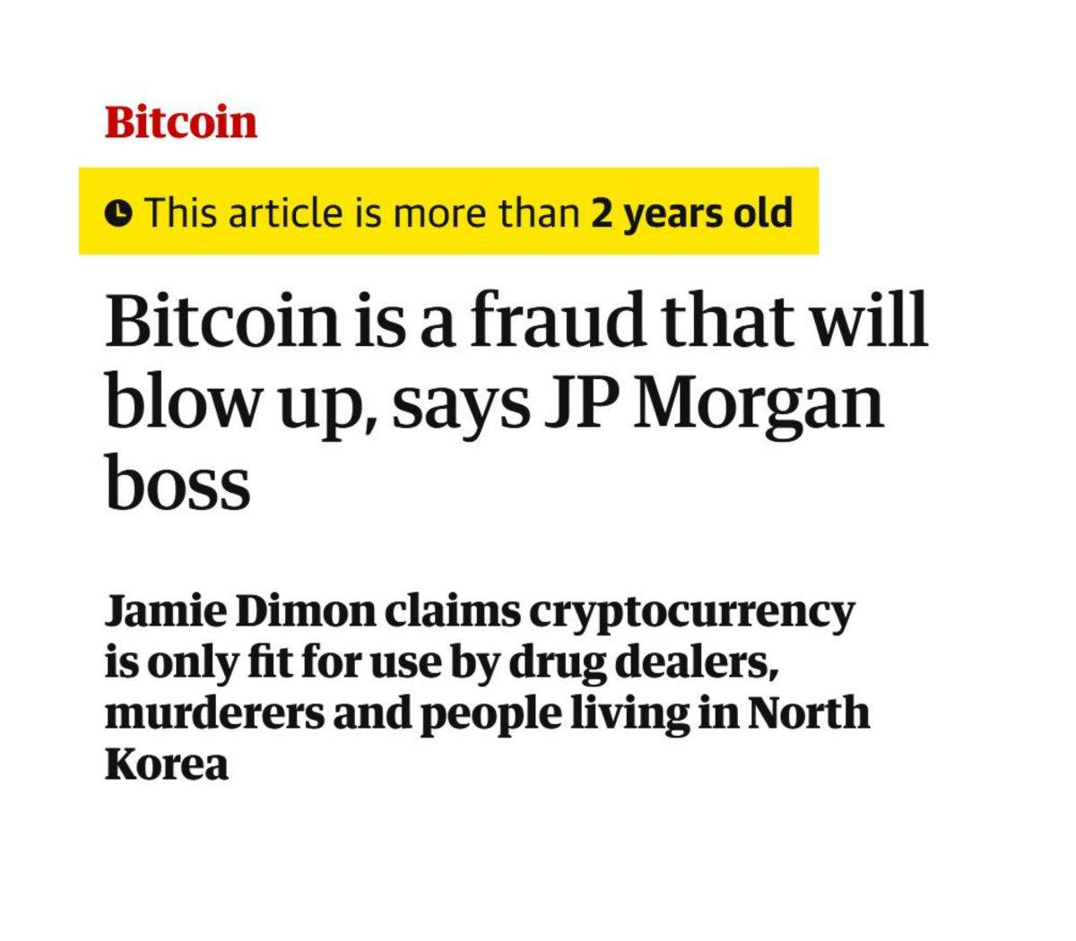 Bitcoin On Twitter A Short Story