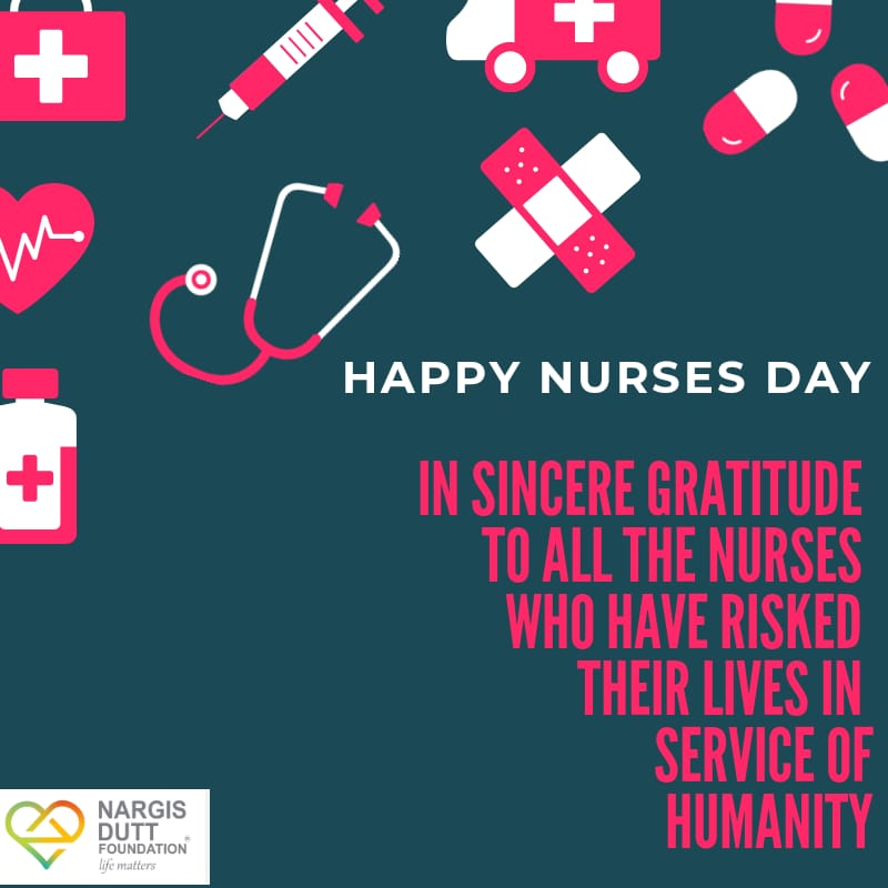 Thank you to all the nurses who are on the frontlines of the battle against coronavirus. With deep gratitude and appreciation on #InternationalNursesDay and everyday.