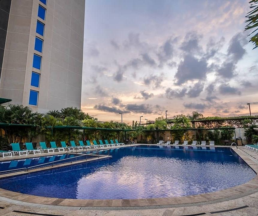 Cada espacio, cada rincón y cada camino reflejan nuestra esencia y TÚ eres parte importante de ella #InterContinentalLife 💕 . . . #InterContinental #Maracaibo #Hotel #IHG https://t.co/X89MCL2tSh