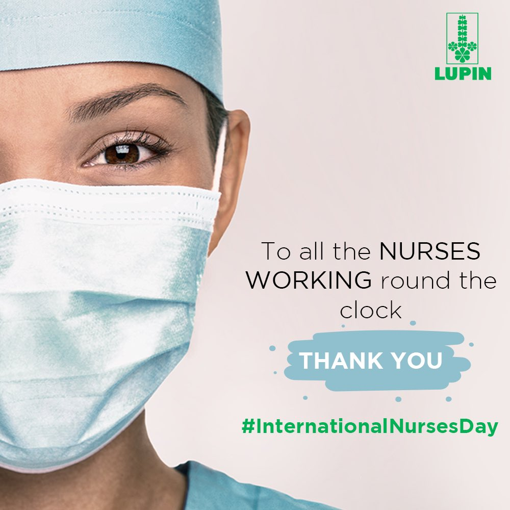 We salute your selfless spirit and tireless service for each and every one of your patients. #InternationalNursesDay #Nurses #LifeSavers #IndiaUnderLockdown #IndiaFightsBack #Fighters #Caring #Compassionate