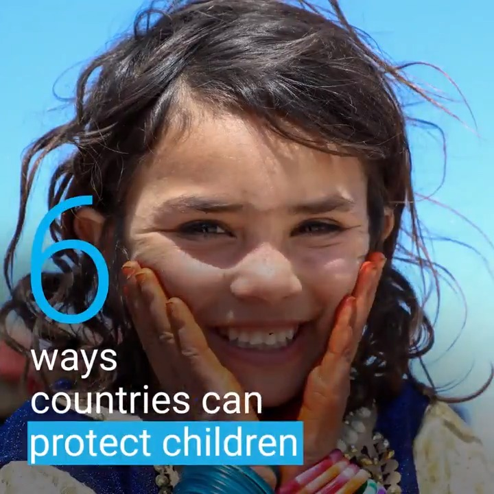 The #COVID19 crisis is a child rights crisis.  As the world responds, here are six ways countries can reimagine health, education and safety #ForEveryChild. https://t.co/yzEbBJ7rv8