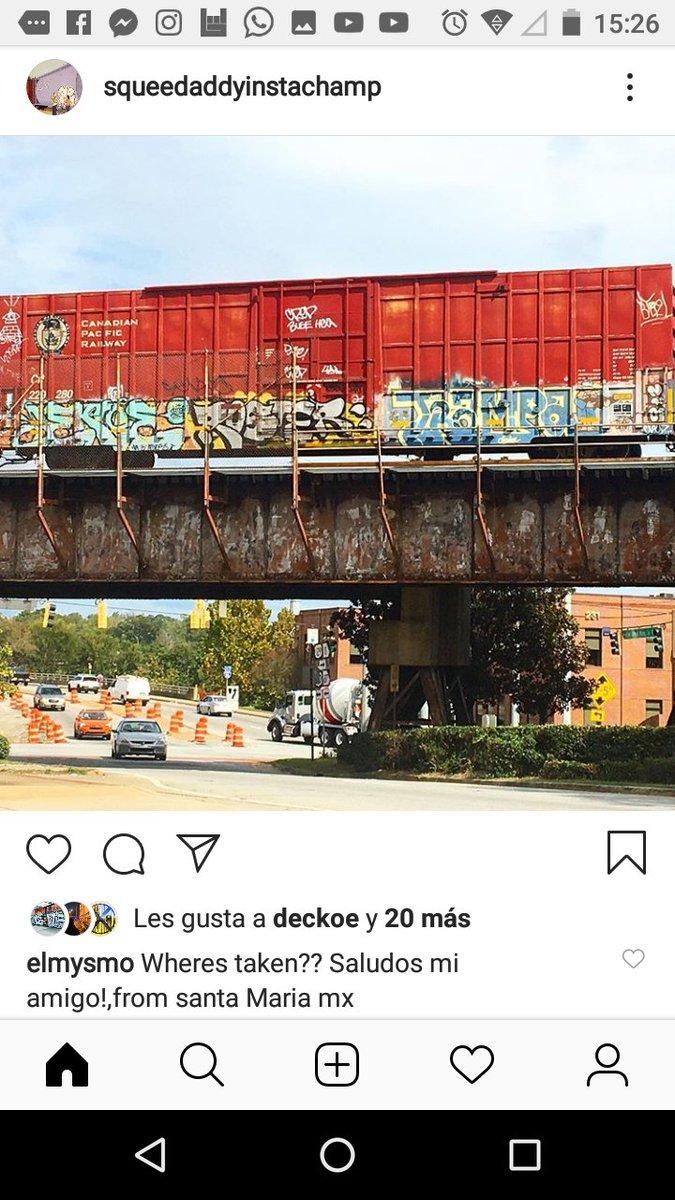 Esto es el #VAcrew #graffiti #mexicangraffiti #vandalism #ilegal desde #Naucalpan para todo el mundo con love! 🌞 https://t.co/sr9nwdXA3I