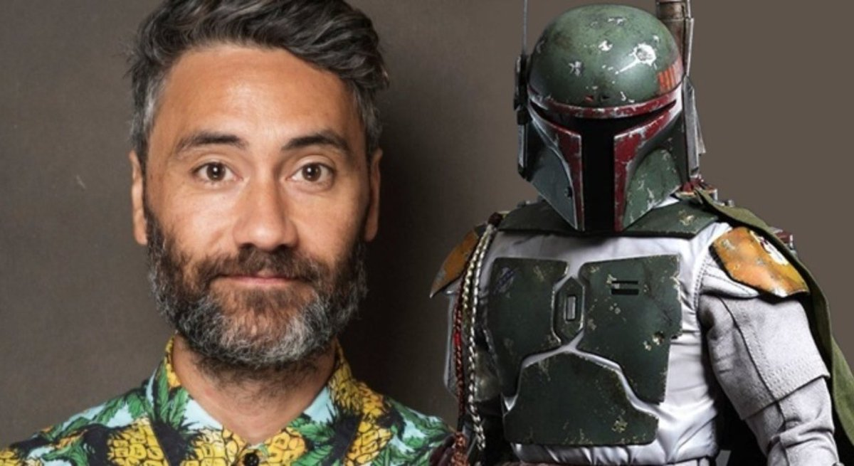 In this episode of Star Wars Saturday we discuss the big news from the past week including Boba Fett returning in The Mandalorian season 2 plus Taika Waititi set to direct a new live action Star Wars movie - https://youtube.com/watch?v=hoYRw4oV28I…  #StarWars #BobaFett #TaikaWaititi pic.twitter.com/yWXhryLMhe