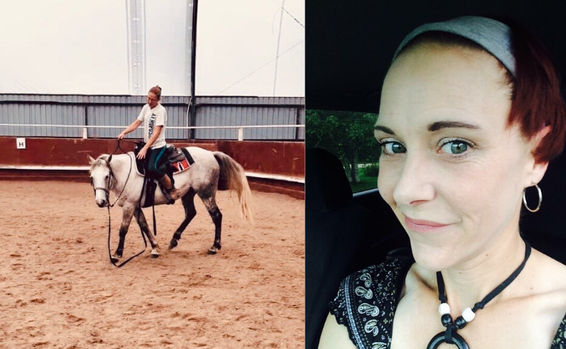 .@Risehelps supports entrepreneurs living with mental illness, like Jessica Amos, who launched her business Stable71 in 2019. Jessica spoke to us about her journey and how Stable71 is sharing the healing power of horses with others in her community. https://t.co/XgONnb2uVl https://t.co/2Z2vx5qoB6
