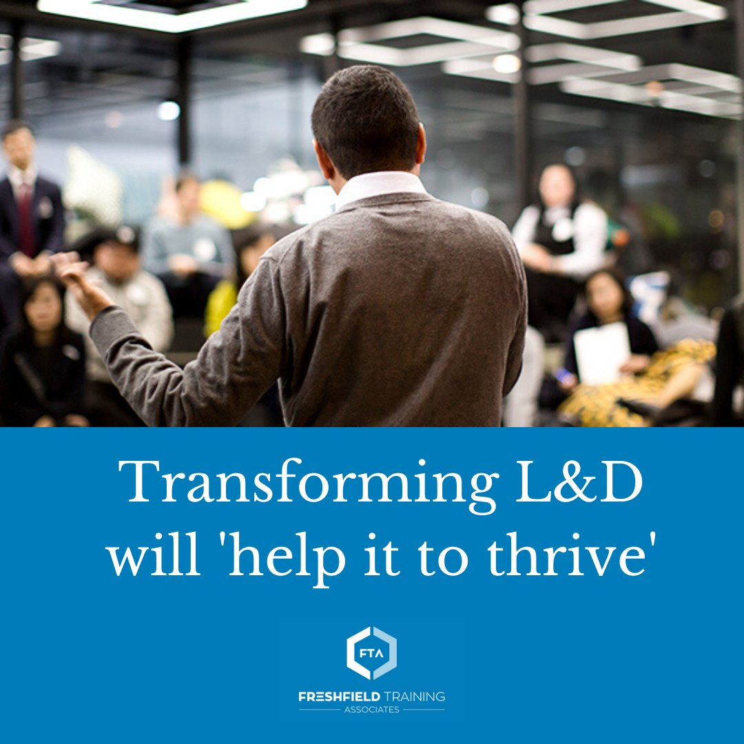 """Numerous HR leaders now acknowledge that transformation will be continuous. As one leading media world HR director recently told HR Grapevine: this is now """"the state of play"""".  Read more👇 https://t.co/pv9atYlW5X https://t.co/lXLKhTbXsq"""