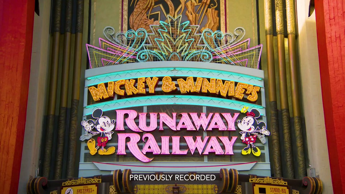 Race over to #DisneyNOW to play Mickey & Minnie's Runaway Railway: Adventure Kit, inspired by our new attraction at Disney's Hollywood Studios. 🚂 #MouseRulesApply (that means anything goes!)  #DisneyMagicMoments ✨