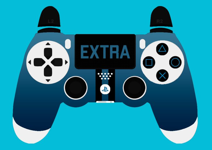 Thank you for this one @GS_Yoshx, make sure to give him a follow, looks amazing even tho i dont have a logo yet. Starting the stream right now with the new controller overlay :D twitch.tv/extrarl