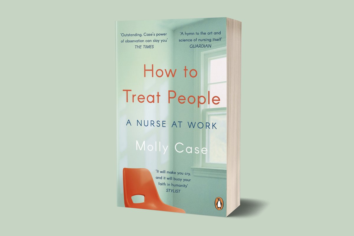 Anyone who needs any more convincing that the NHS is our most invaluable asset will find that many times over within the pages of this book Jo Brand How to Treat People by Nurse and Poet @mollycasespeaks: amzn.to/2YzyMGu #INDay2020 #ThankYouNHS #StayHomeStaySafe