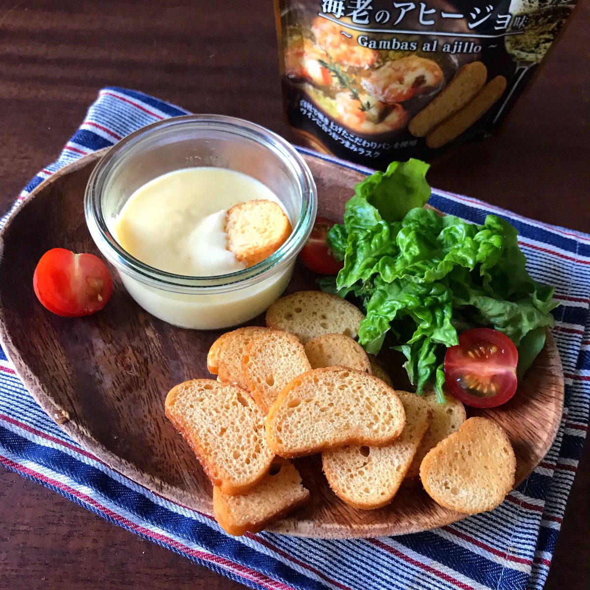 フォンデュ 簡単 チーズ