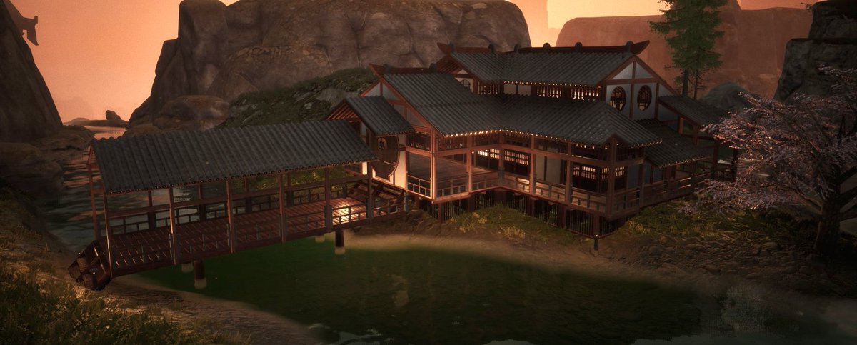 Conan Exiles On Twitter The Incredible Mod Northern Timber By Shogakusha Has Recently Updated And Released A Brand New Set Called The Murayama Build Set This Mod Introduces Sliding Shoji And Fusuma