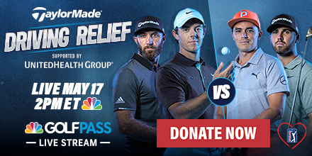 2⃣4⃣ HOURS UNTIL LIVE GOLF IS BACK 【Donate Now】: golfpass.social/lc8