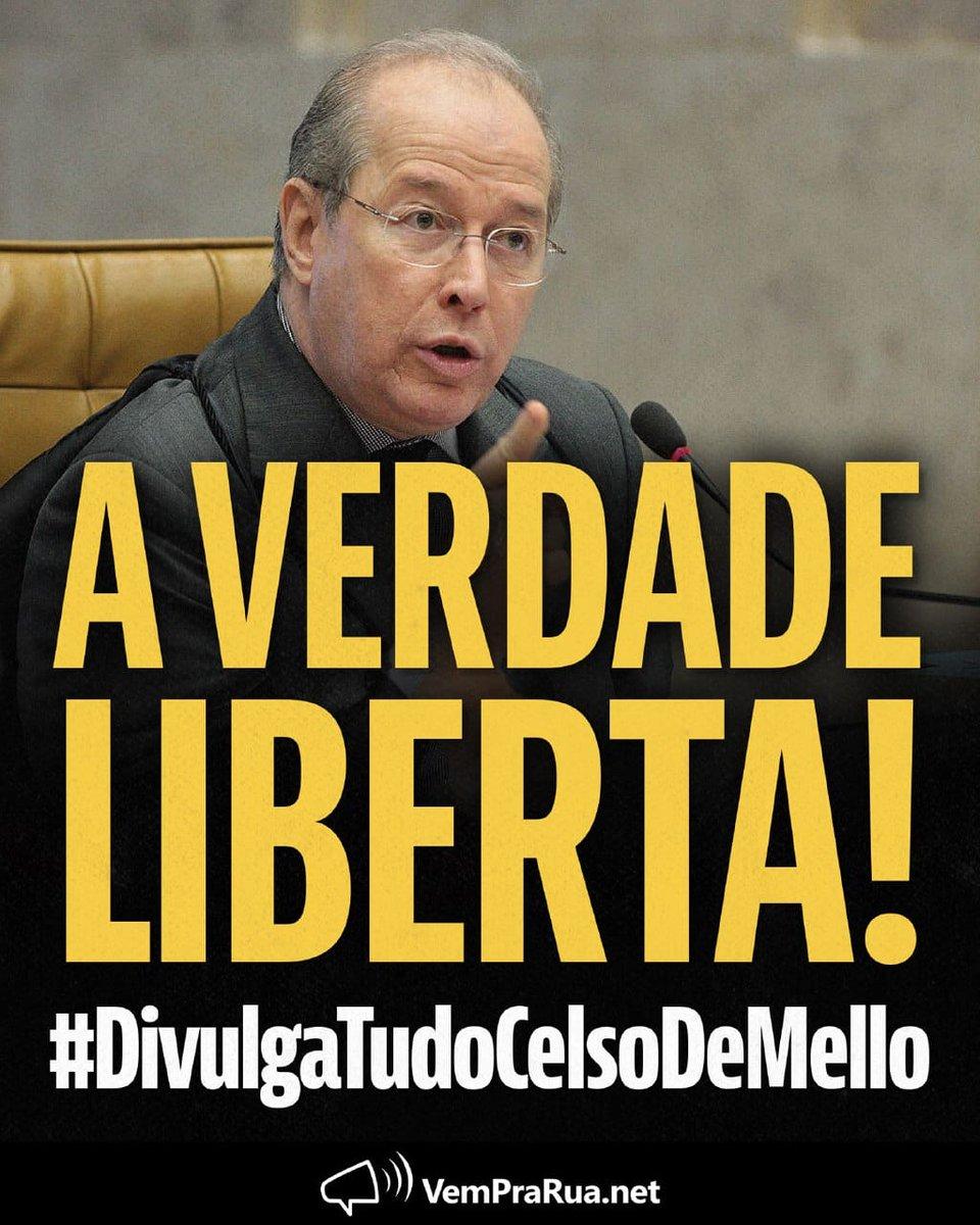 "♊🇧🇷Marcela Valente🇧🇷♊'s tweet - ""#DivulgaTudoCelsodeMello ..."