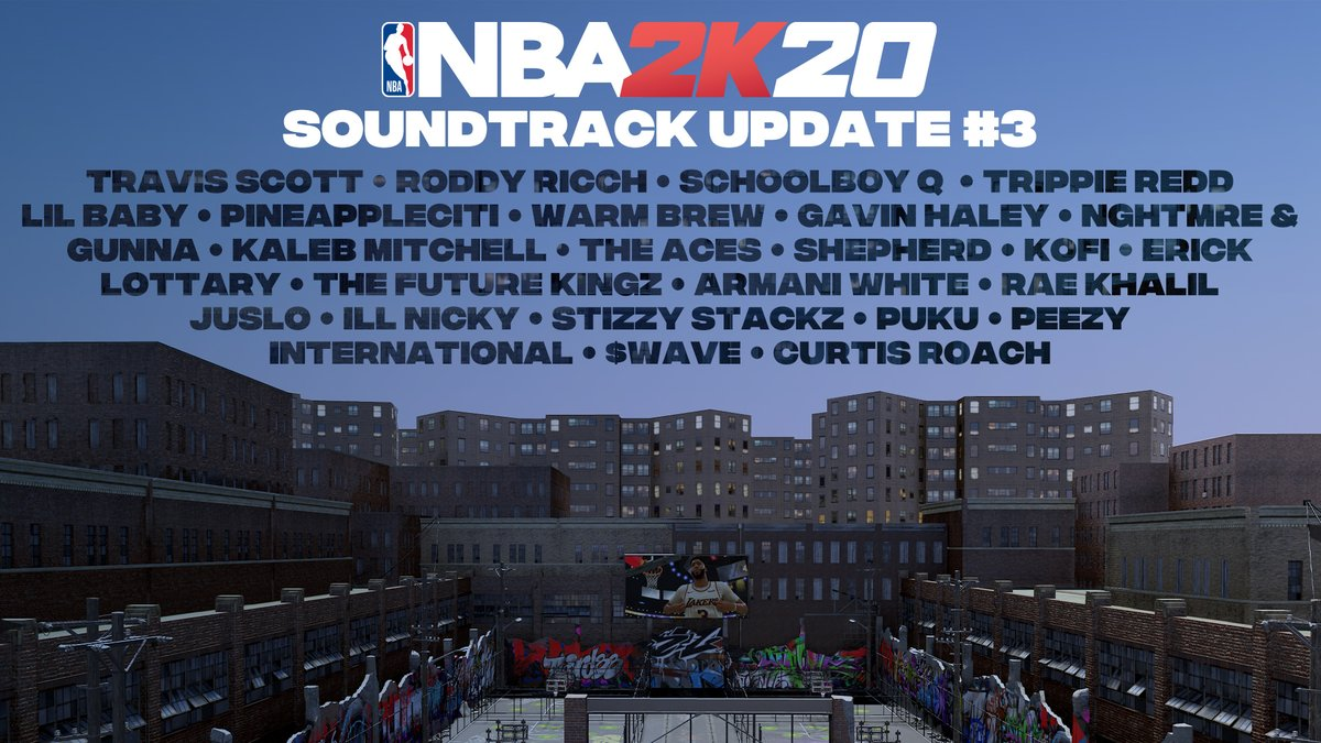 New music dropping today ♨️  We got tracks from @trvisXX, @roddyricch, @lilbaby4PF, and more on our latest Soundtrack Update  🎧 https://t.co/Wkv3nxvJnA https://t.co/IZmaUMt1Iv