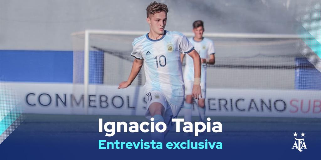#RetratoJuvenil Desde Córdoba llega la voz de Ignacio Tapia a la sección que enaltece al equipo por sobre las individualidades 🤜🤛 Fútbol y actualidad de la mano del juvenil de @Belgrano y de la #Sub17 nacional ⚽️👇 📝 bit.ly/3dFk1pI