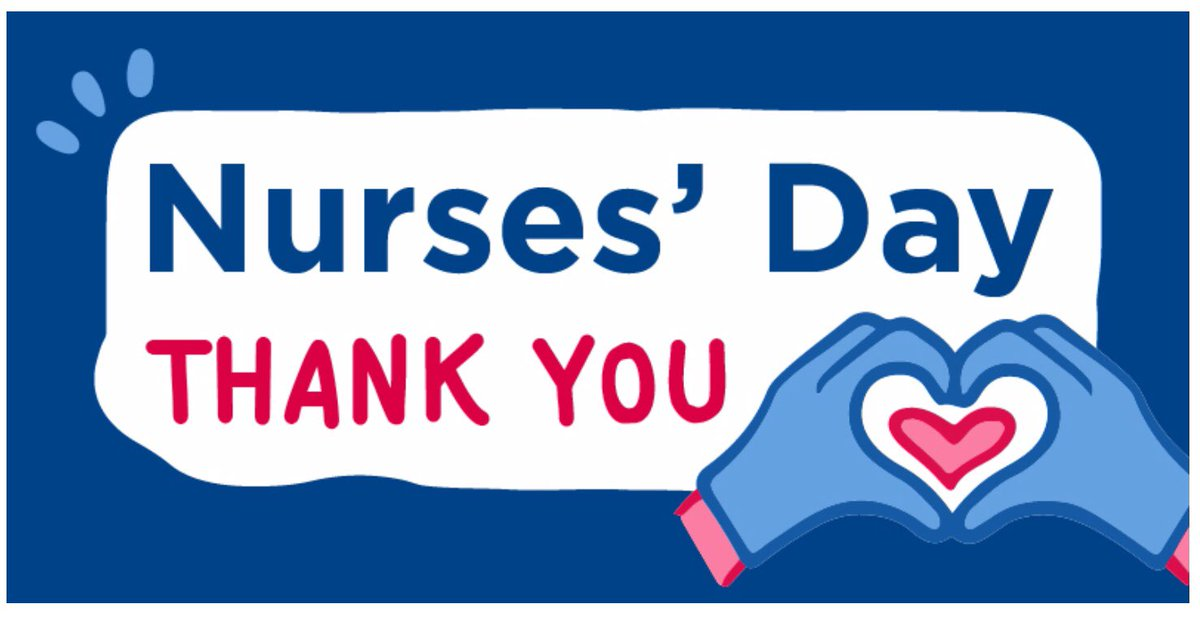 The importance of an informed, compassionate, intuitive, capable nursing workforce cannot be underestimated. #InternationalNursesDay https://t.co/n8LmZKbndT