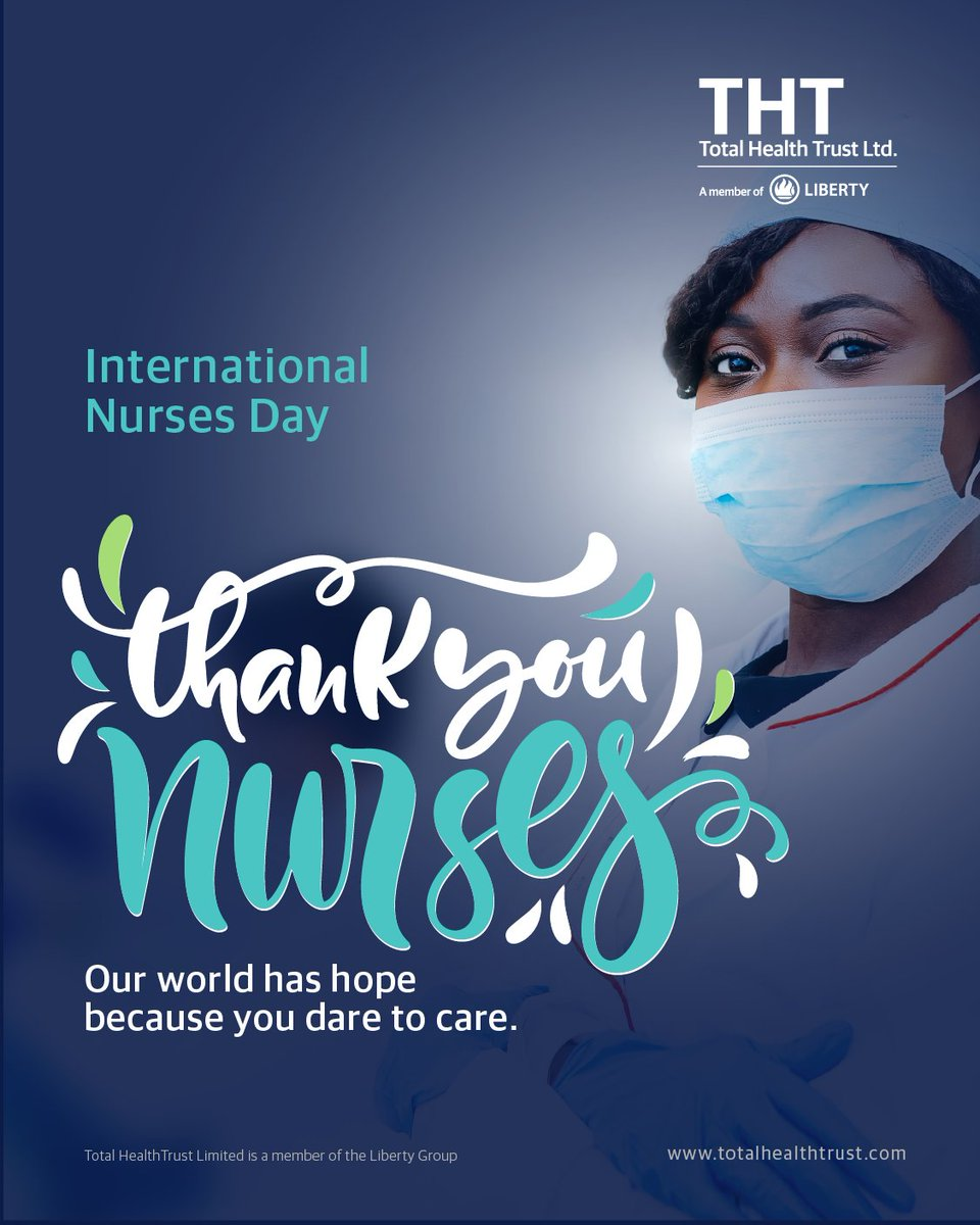At THT HMO, we celebrate all nurses for their brave hearts to keep on going, their reassuring hands to administer help, and their will to dare for a better, healthier world. Happy International Nurses Day - today and always! #InternationalNursesDay #NursesDay2020 #ththmo
