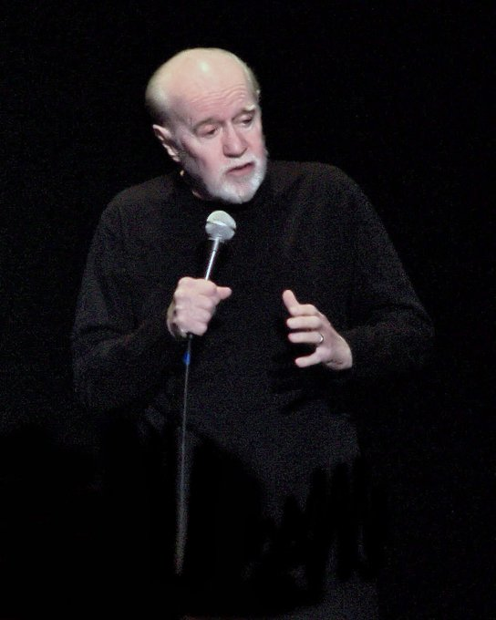 And Happy 83rd Birthday to George Carlin!
