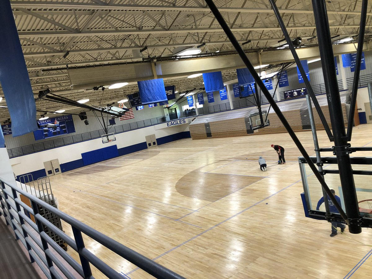 Exciting enhancements happening at the Lindner Fitness Center on the @JudsonU campus! @judsoneagles