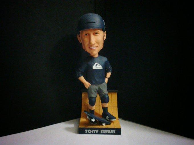 Happy birthday to legendary pro skater, Tony Hawk!