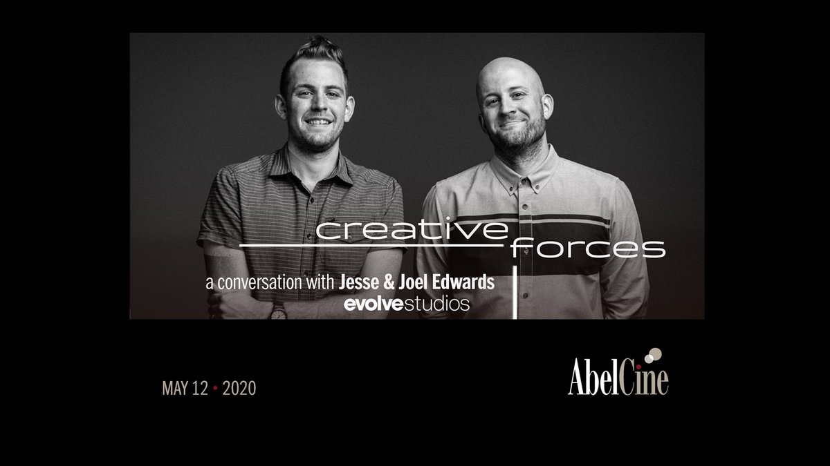 Join us LIVE on our YouTube channel #CreativeForces Online with special guests Joel & Jesse Edwards of @EvolveStudio_SM, moderated by @mikeymoves: http://youtu.be/deahKUIH2Ko | Sponsored by: @ARRIChannelpic.twitter.com/WKBKgH5xNt