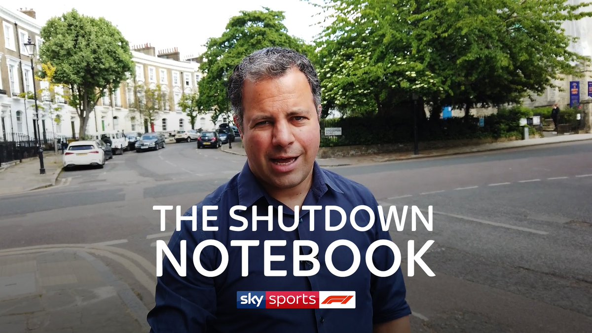Still more to come from #SkyF1   Get ready for The Shutdown Notebook! 🗒️  Look out for @tedkravitz's verdict on today's big Vettel announcement & what might happen next in the driver market – plus a round up of all the latest news from all 10 teams!  Available online soon... https://t.co/ydGZQ7ezCh