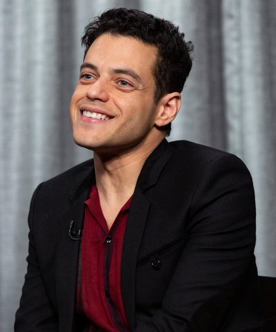 Not only is it domhnall\s birthday but it\s also rami malek\s. happy birthday my sweet boy