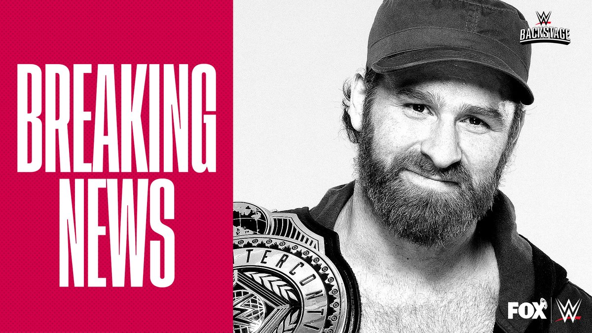 Sami Zayn Stripped Of WWE Intercontinental Championship, Tournament To Be Held